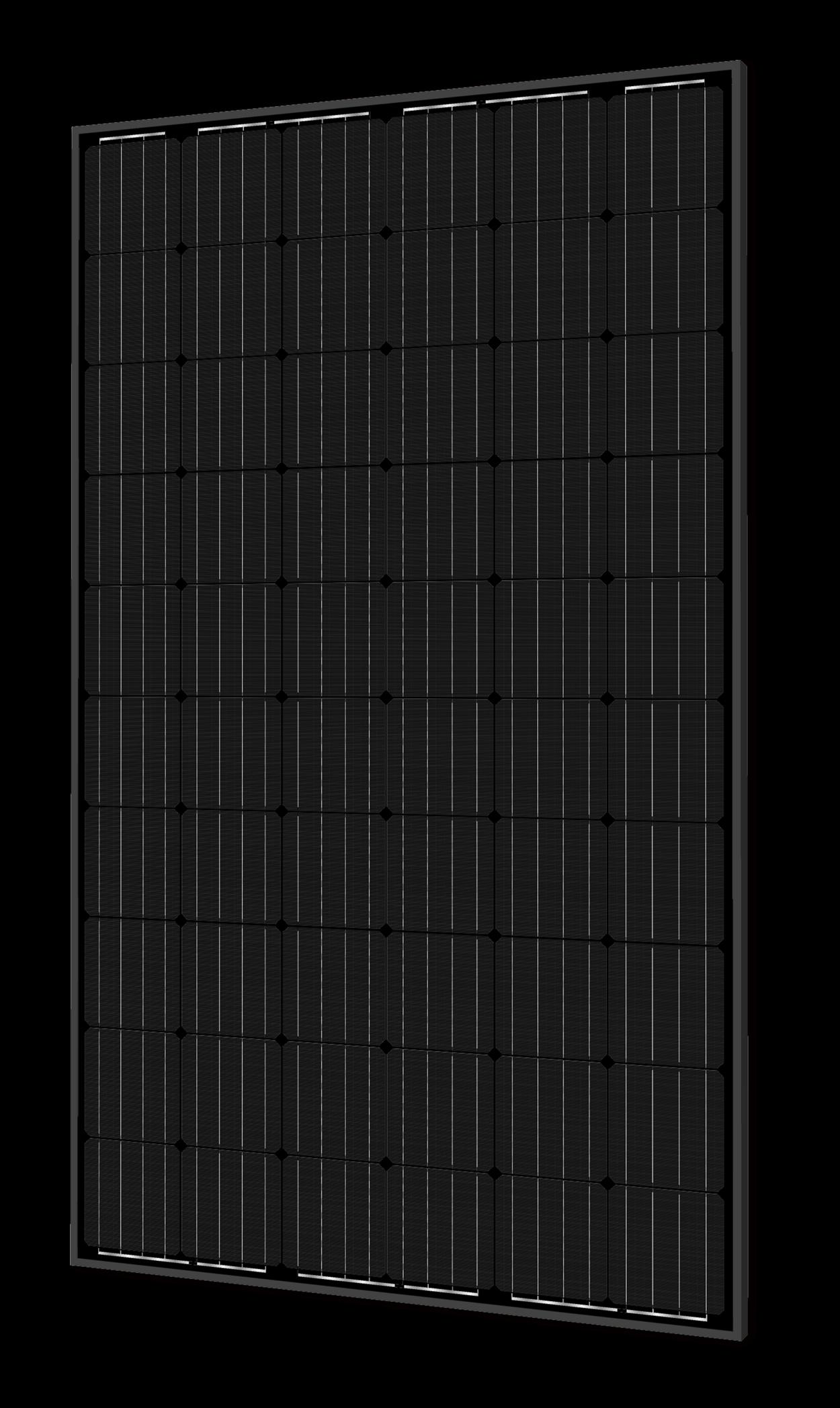 TALESUN_zwart zonnepaneel_TP660M-B